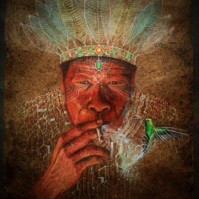 Ayahuasca History